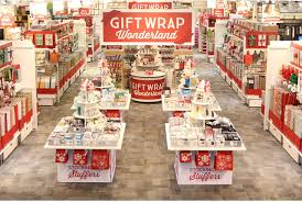 container store christmas wrapping paper our gift wrap has arrived container stories