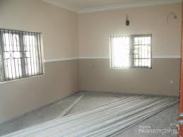 for rent newly built service 3 bedroom flat lekki phase 1
