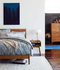 bed frames west elm stella bed review simple low bed frame west