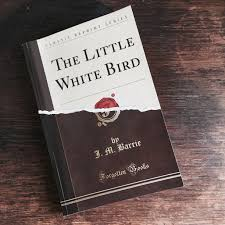 the little white bird by j m barrie
