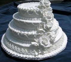 velvet wedding cake