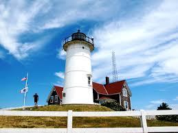 Best Cape Cod Lighthouses - nobska lighthouse woods hole blog