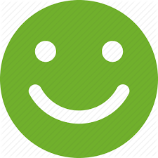 happy green color cheerful face green happy like smile smiley icon icon search
