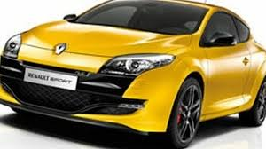 new renault megane new renault megane rs photo