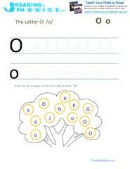 teaching the short o and long o vowel sounds to kids