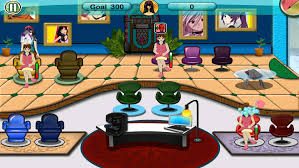 sally u0027s hair salon u2013 free dress up makeover time management game