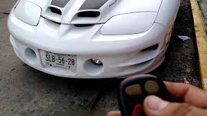 1998 pontiac trans am headlights opening modification youtube