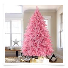 pre lit pink christmas tree gallery of pink prelit artificial