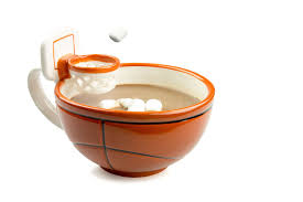 basketball hoop mug awesome stuff to buy