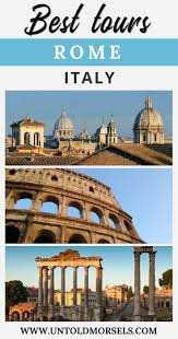 best way to see the colosseum rome best tours in rome highlights colosseum vatican and more