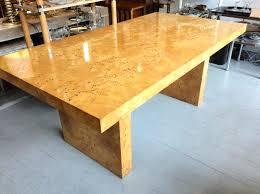 burl wood dining room table burl dining table custom burl dining room tables muveapp co