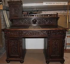 Antiker Schreibtisch Antiker Schreibtisch Rar Selten Zum Aufarbeiten