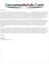 tenant warning letter sample of a lease agreement contractor