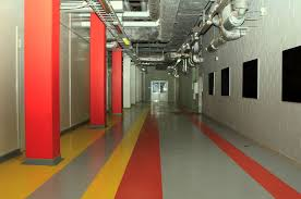 Floor Coatings Seamless Floors Services Commercial Industrial Painting