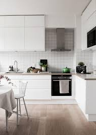kitchen interiors ideas best 25 scandinavian u shaped kitchens ideas on