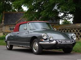 vintage citroen ds fotografía de citroen ds 21 decapotable 1965 1968 6 de 6