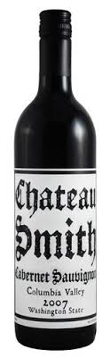 columbia valley wine collections chateau 2008 charles smith wines chateau smith cabernet sauvignon