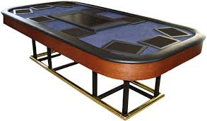 10 player poker table x10 automated poker table ohgizmo