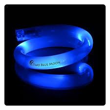bracelet led images Flashing led tube bracelet 129467 jpg
