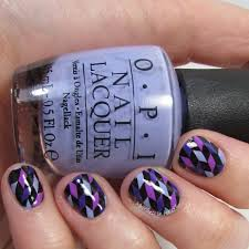 nails design purple beautify themselves with sweet nails easy