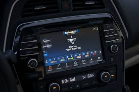 nissan canada xm radio trial 2016 nissan maxima reviews and rating motor trend canada