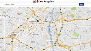 Chinatown Los Angeles Map by Los Angeles Map Android Apps On Google Play