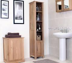 bathroom oak tall bathroom cabinet light oak tall bathroom
