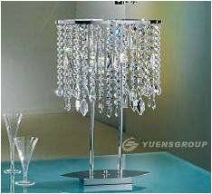 Crystal Chandelier Table Lamp Modern Chandelier Table Lamp Thesecretconsul Com