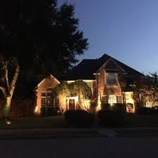 Landscape Lighting Plano The Outdoor Lighting 32 Photos Landscaping Plano Tx