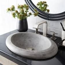 Stone Bathroom Sinks by Cuyama Nativestone Bathroom Sink Native Trails