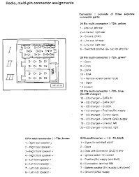 vw mk4 wiring diagram radio vw wiring diagrams instruction