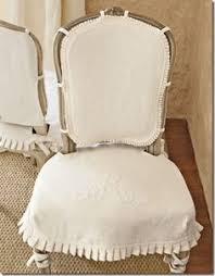 Dining Room Chair Cushion Covers Kitchen Chair Slipcovers So I Can Save My Chairs From My Kids And