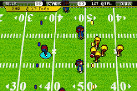 Backyard Football 2002 Backyard Football Gbafun Is A Website Let You Play Retro Gameboy