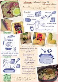 modele fiche cuisine word idée de modèle de cuisine