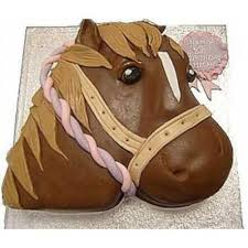 pony cake pony cake personalised for birthday with free delivery