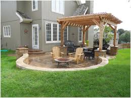 Outdoor Living Patio Ideas by Backyards Enchanting Backyard Living Ideas Backyard Design