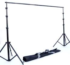 backdrop stand 10 foot wide backdrop stand