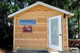 building a sauna saunatimes