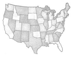 State Map Of The Us by Small Gifts To Send To Your Sponsored Friend Unbound Blog