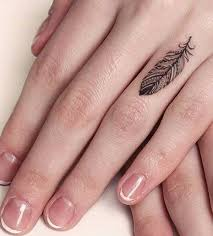 Finger Tribal - 54 feather design ideas with meanings