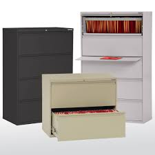 Lateral File Cabinets by Sandusky
