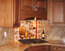 tuscan kitchen backsplash tile mural kitchen backsplash zyouhoukan net