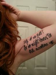 12 joker quote tattoos
