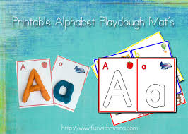 printable alphabet mat alphabet letter play dough mats numbers and arabic numbers fun