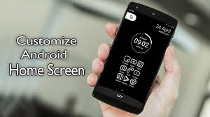 customize home android home screen customization 2017 best design setup