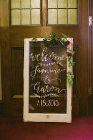 best 25 wedding window decorations ideas only on pinterest by creating wedding signage without too many details this couple can now have this piece to hang in their home for years to come