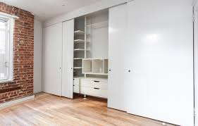 Closet Slide Door Custom Made Oversized Sliding Doors With High Gloss Finish