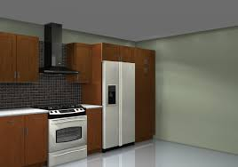 fridge that looks like cabinets choosing the ideal fridge location for your kitchen