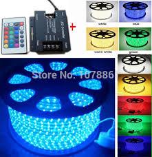 bulk led strip lights ac110v 220v led flexible strip tape 5050 osram led strip light 100m