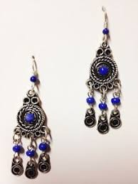 arabian earrings berber moroccan arabian earrings women jewellery handmade